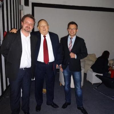 Spotkanie na warszawskich Bielanach